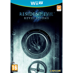 WIU RESIDENT EVIL REVELATION - Jeux Wii U au prix de 14,95€