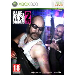 X360 KANE ET LYNCH 2 - Jeux Xbox 360 au prix de 6,95€