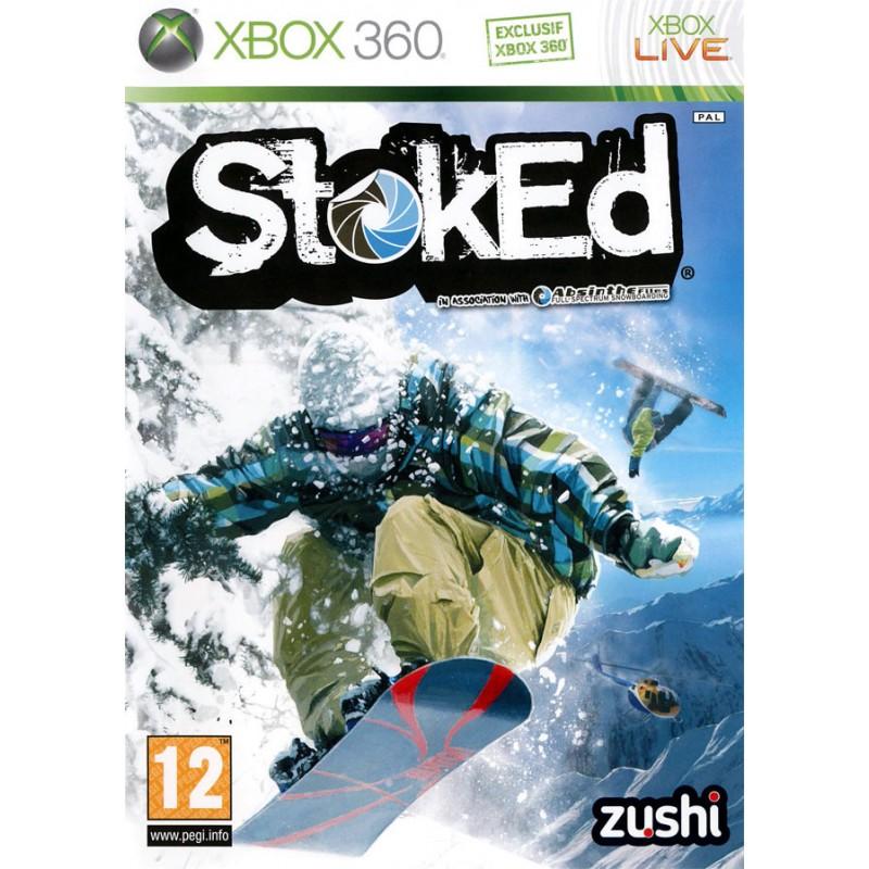 X360 STOKED - Jeux Xbox 360 au prix de 6,95€