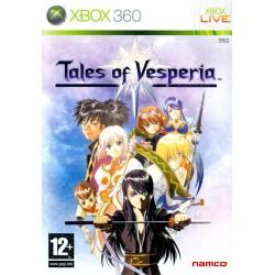 X360 TALES OF VESPERIA - Jeux Xbox 360 au prix de 14,95€