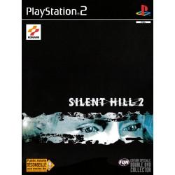 PS2 SILENT HILL 2 COLLECTOR - Jeux PS2 au prix de 12,95€