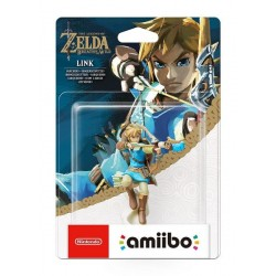 AMIIBO ZELDA BREATH OF THE WILD LINK ARCHER - Figurines NFC au prix de 19,95 €