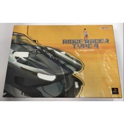 PSX RIDGE RACER TYPE 4 COLLECTOR - Jeux PS1 au prix de 79,95€