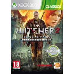 X360 THE WITCHER 2 ASSASSINS OF KINGS ENHANCED EDITION - Jeux Xbox 360 au prix de 19,95 €