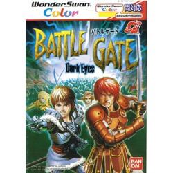 WS BATTLE GATE DARK EYES EN BOITE - WonderSwan au prix de 11,95€