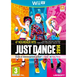 WIU JUST DANCE 2014 - Jeux Wii U au prix de 9,95€