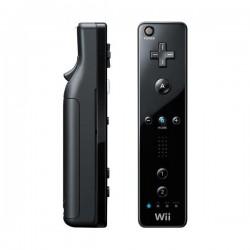WIIMOTE WII NOIRE - Accessoires Wii au prix de 14,95€