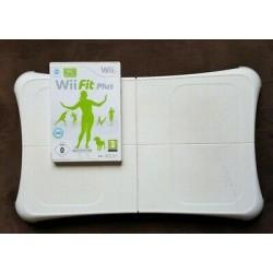 WII WII FIT ET BALANCE BOARD - Jeux Wii au prix de 17,95€