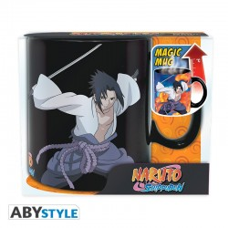 MUG NARUTO HEAT CHANGE DUEL 460ML - Mugs au prix de 12,95 €