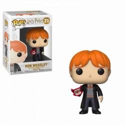 POP HARRY POTTER 71 RON WEASLEY WITH HOWLER - Figurines POP au prix de 14,95€