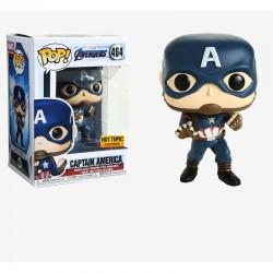 POP AVENGERS 464 CAPTAIN AMERICA SPECIAL EDITION - Figurines POP au prix de 17,95€