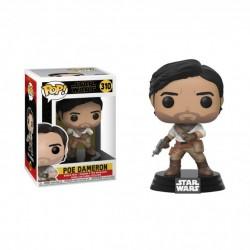 POP STAR WARS 310 POE DAMERON - Figurines POP au prix de 14,95€