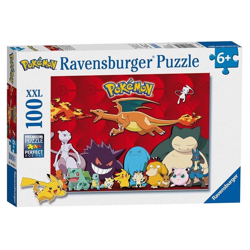 PUZZLE MES POKEMON 100 PIECES - Puzzles au prix de 12,95€