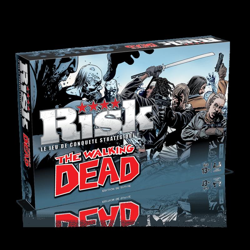 RISK THE WALKING DEAD - Jeux de Société au prix de 39,95€