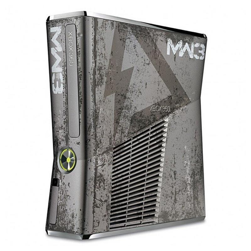 CONSOLE SLIM XBOX 360 CALL OF DUTY MW3 320 GO - Consoles Xbox 360 au prix de 74,95€