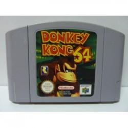 N64 DONKEY KONG 64 (LOOSE) - Jeux Nintendo 64 au prix de 19,95€