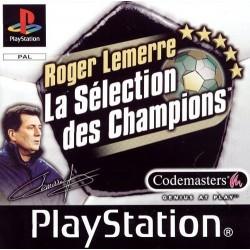 PSX ROGER LEMERRE LA SELECTION - Jeux PS1 au prix de 1,95€