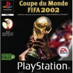 PSX COUPE DU MONDE FIFA 2002 - Jeux PS1 au prix de 2,95€