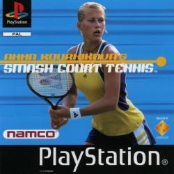 PSX ANNA KOURNIKOVAS SMASH COURT TENNIS - Jeux PS1 au prix de 3,95€