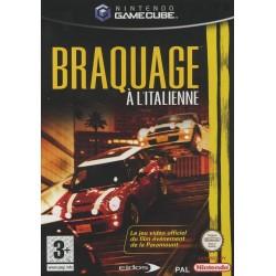 GC BRAQUAGE A L ITALIENNE - Jeux GameCube au prix de 9,95€