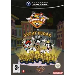 GC ANIMANIACS : THE GREAT EDGAR HUNT (SANS NOTICE) - Jeux GameCube au prix de 14,95€