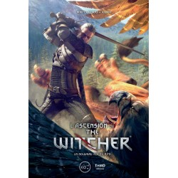 THE WITCHER - L ASCENSION DE THE WITCHER : UN NOUVEAU ROI - Librairie Gaming au prix de 24,90 €