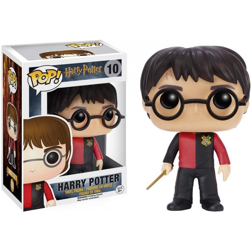 POP HARRY POTTER 10 HARRY POTTER TRIWIZARD - Figurines POP au prix de 14,95€