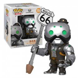 POP OVERWATCH 558 BOB 15CM - Figurines POP au prix de 24,95 €