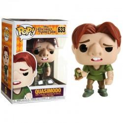 POP LE BOSSU DE NOTRE DAME 633 QUASIMODO - Figurines POP au prix de 14,95€
