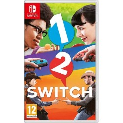 SWITCH 1 2 SWITCH - Jeux Switch au prix de 49,95 €
