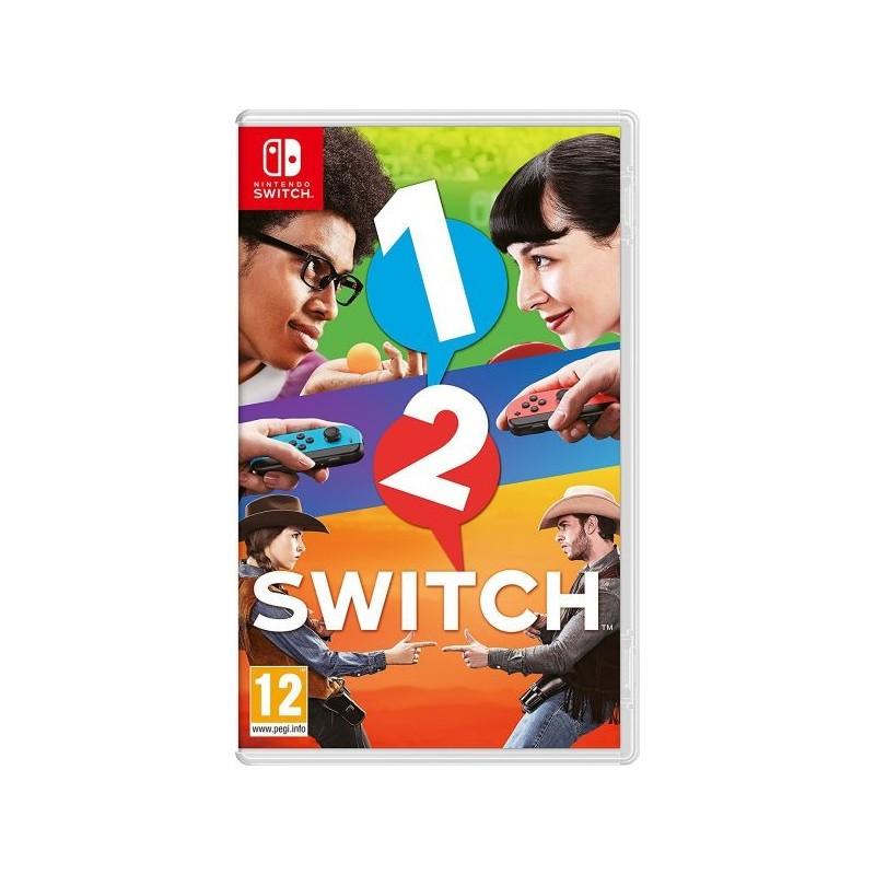 SWITCH 1 2 SWITCH - Jeux Switch au prix de 49,95€