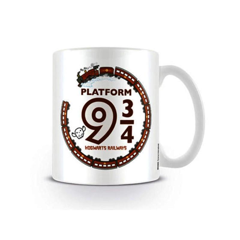 MUG HARRY POTTER KAWAII PLATFORM 300 ML - Mugs au prix de 9,95€