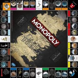 MONOPOLY GAME OF THRONES - Jeux de Société au prix de 39,95€