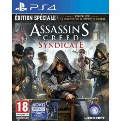 PS4 ASSASSIN S CREED SYNDICATE OCC - Jeux PS4 au prix de 14,95 €
