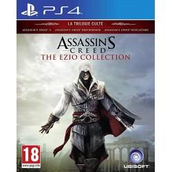 PS4 ASSASSINS CREED THE EZIO COLLECTION OCC - Jeux PS4 au prix de 14,95€