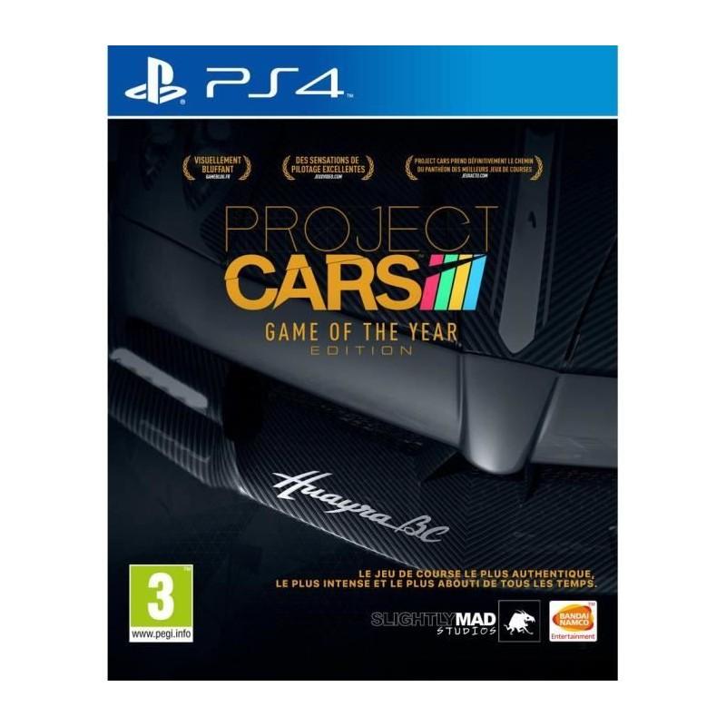 PS4 PROJECT CARS GOTY OCC - Jeux PS4 au prix de 14,95€