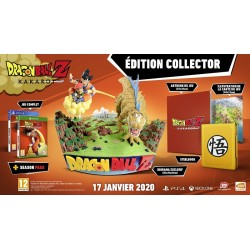 PS4 DRAGON BALL Z KAKAROT EDITION COLLECTOR - Jeux PS4 au prix de 229,95 €
