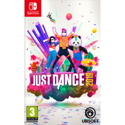 SWITCH JUST DANCE 2019 - Jeux Switch au prix de 29,95 €
