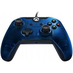 MANETTE FILAIRE XONE PC MIDNIGHT BLUE PDP - Accessoires Xbox One au prix de 34,95€
