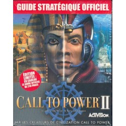GUIDE OFFICIEL CALL TO POWER 2 - Guides de Jeux au prix de 4,95 €
