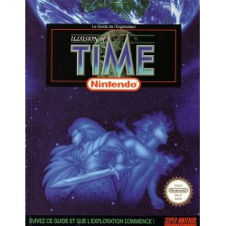 GUIDE OFFICIEL SUPER NINTENDO ILLUSION OF TIME - Guides de Jeux au prix de 34,95 €
