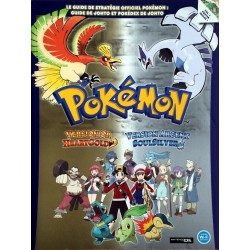 GUIDE OFFICIEL POKEMON VERSION OR ARGENT - Guides de Jeux au prix de 14,95 €