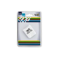 CARTE MEMOIRE GAMECUBE BLANCHE 16 MB 251 BLOCS - Accessoires GameCube au prix de 6,95€