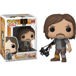 POP THE WALKING DEAD 889 DARYL DIXON - Figurines POP au prix de 14,95 €