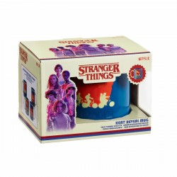 MUG STRANGER THINGS THERMOREACTIF COME AGAIN SOON 315ML - Mugs au prix de 12,95 €