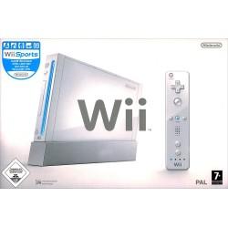 CONSOLE WII BLANCHE PACK WII SPORTS - Consoles Wii au prix de 39,95€