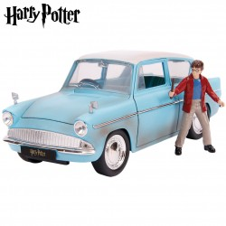 REPLIQUE FORD ANGLIA HARRY POTTER 1:24 - Figurines au prix de 29,95 €