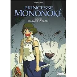 PRINCESSE MONONOKE - Manga au prix de 17,90€
