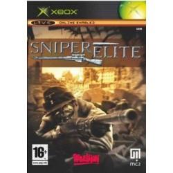 XB SNIPER ELITE - Jeux Xbox au prix de 6,95€