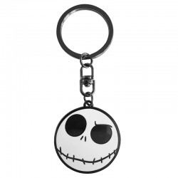 PORTE CLES NIGHTMARE BEFORE CHRISTMAS JACK (METAL) - Porte Clés au prix de 6,95 €